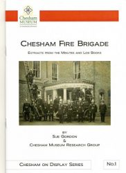 Chesham Fire Brigade cover