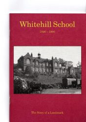 White Hill School book cover