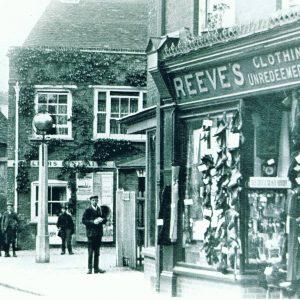 shop on Church Street, Chesham