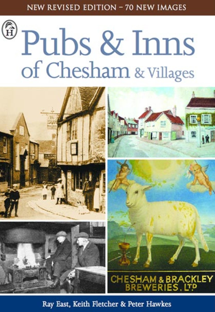Pubs and inns of Chesham book cover