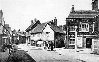 picture Church Street in Chesham