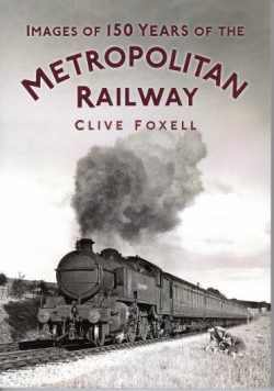 150 years of Metropolitan Railway cover