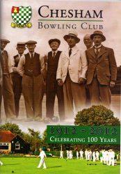 Chesham Bowling Club book cover