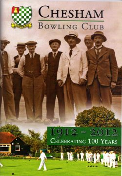 Chesham Bowling Club book cover