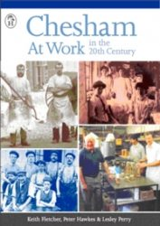 Chesham at work book cover
