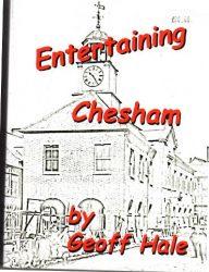 Entertaining Chesham book cover