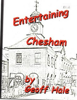 Entertaining Chesham book cover