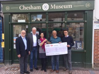 Damon singers raise funds for chesham museum