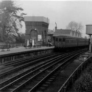 photo of Chesham railway station